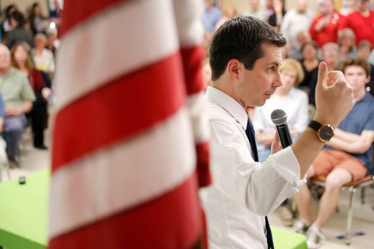 As Mayor Pete's Rise Continues to Draw Eyes…