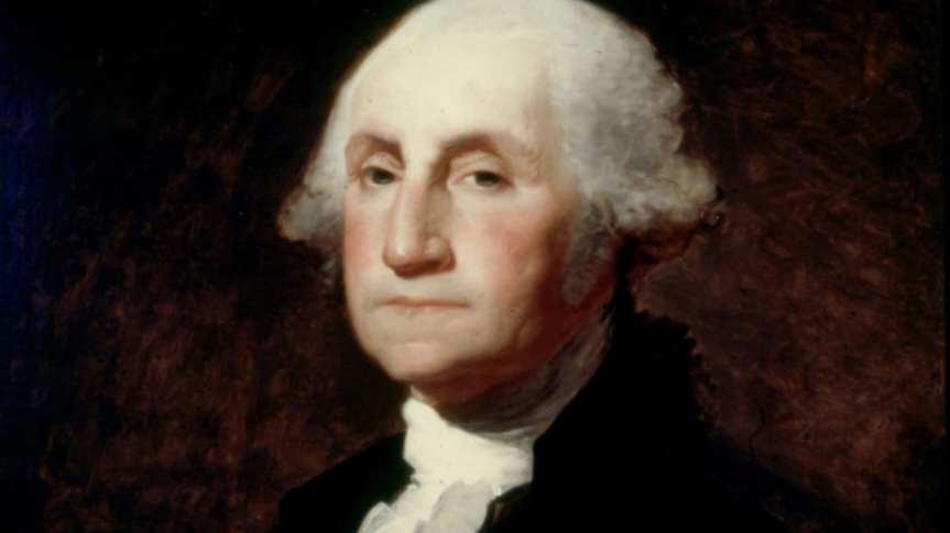 George Washington president Pete Buttigieg