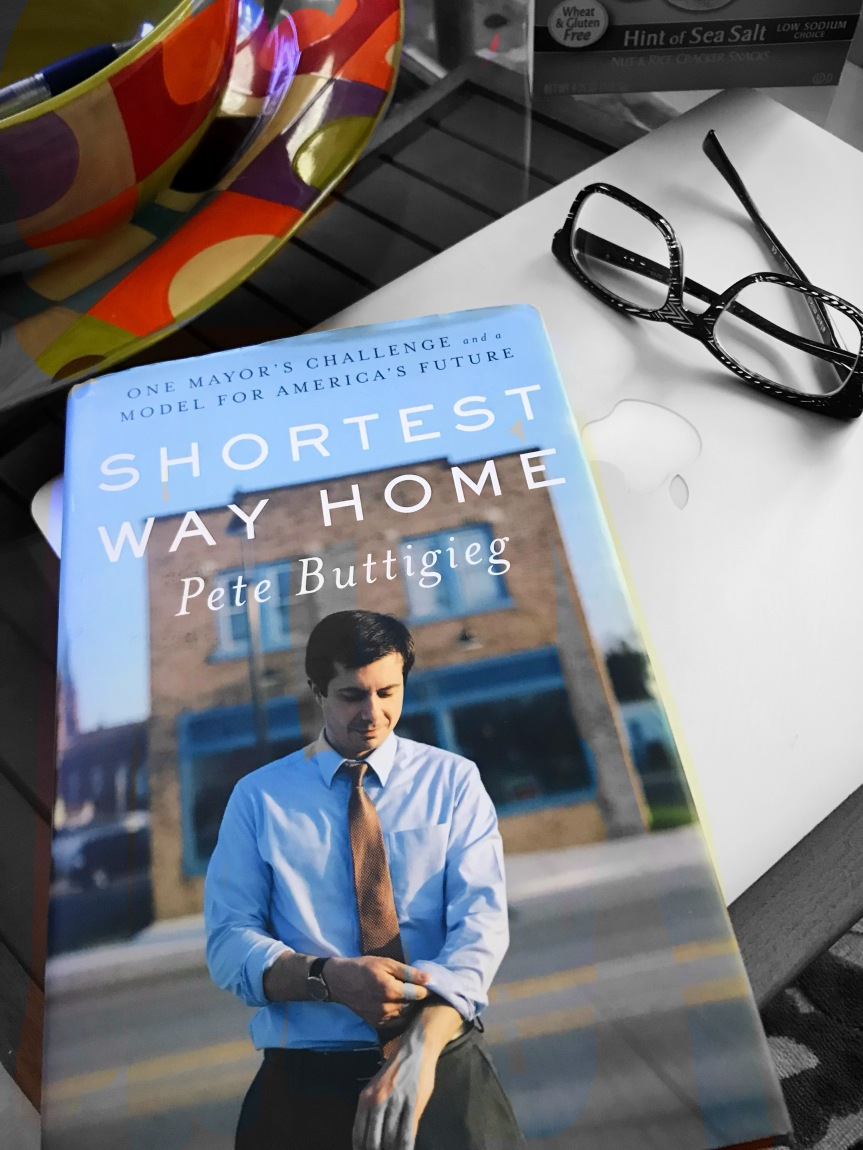 Pete Buttigieg The Shortest Way Home