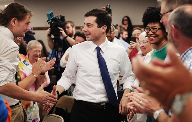 Pete Buttigieg, A President Who Won't Use Fear Against Us