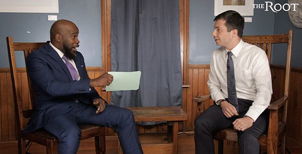 What it Means That Michael Harriot and Pete Buttigieg Sat Together and Talked About Racism